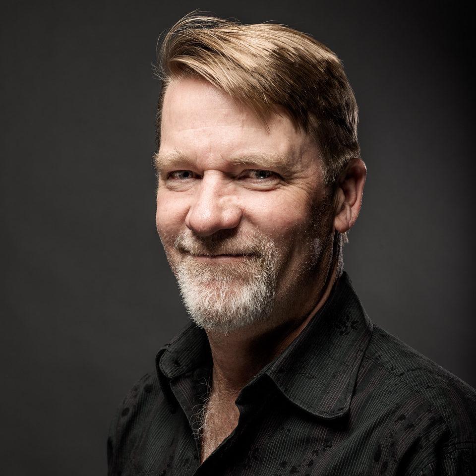 Tim Harris Profile Image